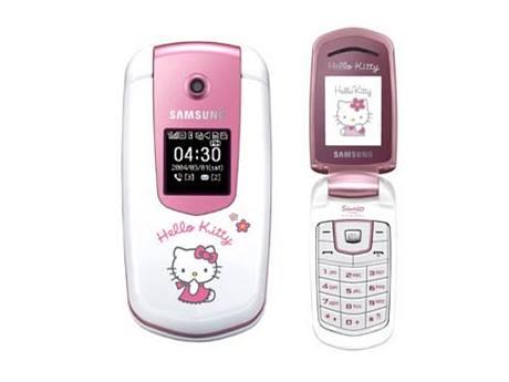 Samsung E2210 Hello Kitty