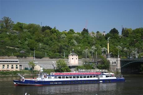 Classic River na Vltavě