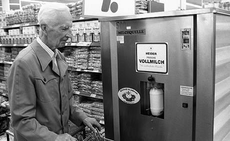 Automaty nejsou ve světě žádnou novinkou