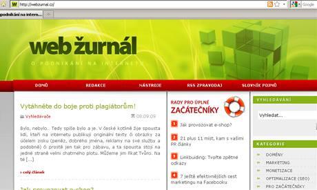WebŽurnál.cz