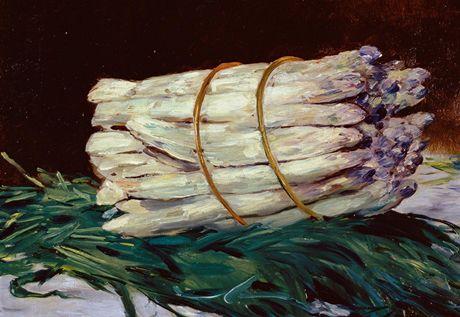 Z výstavy v Albertině: Édouard Manet