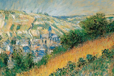 Z výstavy v Albertině: Claude Monet