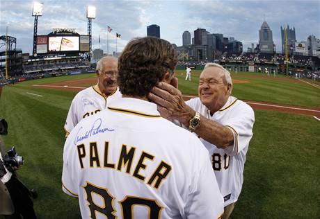 Arnold Palmer na baseballu