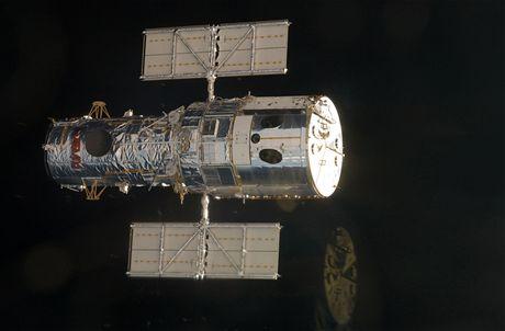 Hubble z Atlantisu - 007