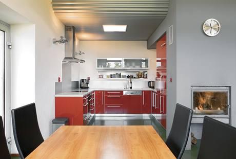 Prioritou v kuchyni je ergonomické uspořádání