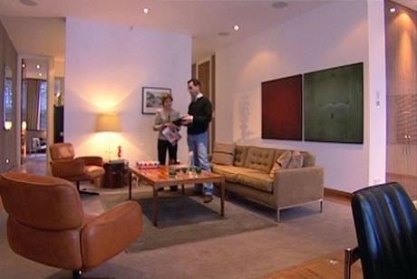 Moderní interiéry luxusních bytů často připomínají hotelové apartmány