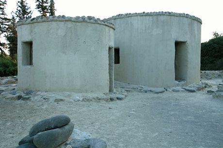 Kypr - nejstarší domy v Evropě