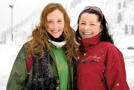 Hana Fifková s dcerou Kateřinou