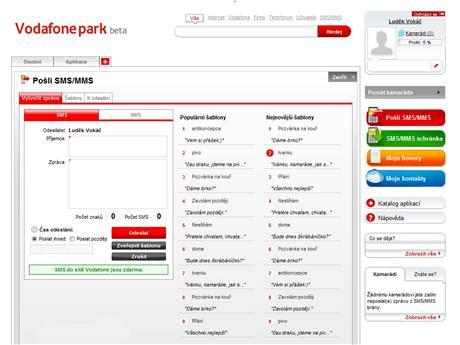 Vodafone Park beta