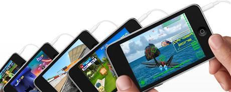 Nový iPod touch má zvládnout i náročnější hry