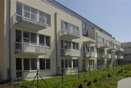 Bytový areál Jahodnice