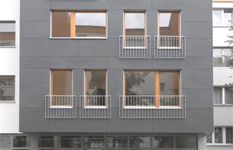 Bytový projekt Petřiny