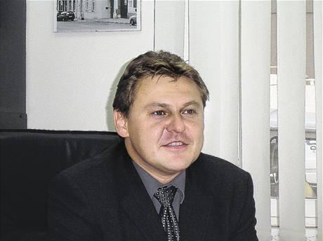 Jiří Pácal, investiční společnost Central Europe Holding