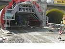 Dělníci razí Královopolské tunely v Brně už skoro dva roky, v září 2009 stavbu na jeden den otevřeli pro veřejnost