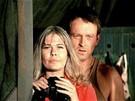 Ze seri�lu M.A.S.H. - Loretta Switov� a Larry Linville