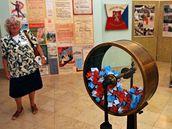 Výstava Velké Brno v Křížové chodbě Nové radnice