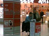 Mobilní kiosek mBank