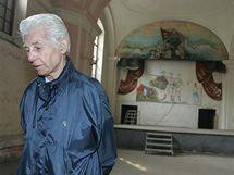 V domě v ulici Cejl v Brně číslo 71 byli v padesátých letech mučeni političtí vězni