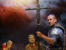 Z představení Johanka z Arku