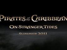 Oficiální logo čtvrtého filmu o Pirátech z Karibiku