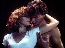 Jennifer Grey a Patrick Swayze ve filmu H��n� tanec
