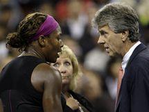 Serena Williamsov� a Brian Earley