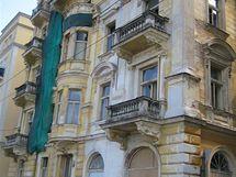 Lázeňský dům Sněžka před rekonstrukcí
