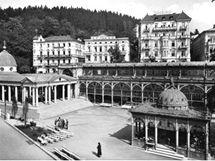 Prager Haus  v roce 1914
