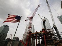 Na Ground Zero by mělo vyrůst muzeum, památník a pět mrakodrapů
