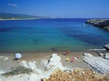 Kypr, Akamas Natural Park, Lara Bay