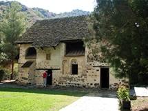 Na Kypru stojí spousty středověkých klášterů, v nichž najdete unikátní pravoslavné ikony