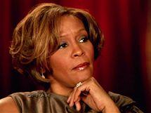 Whitney Houston v americké televizní Show Oprah Winfreyové