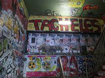 Berlínský squat Tacheles