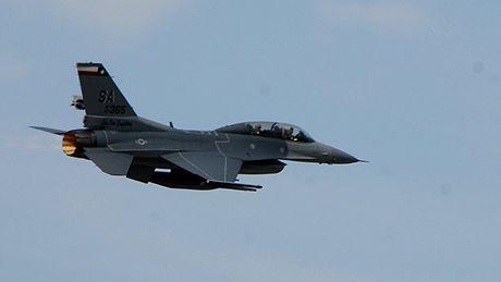 Letoun F-16 Texaské národní gardy