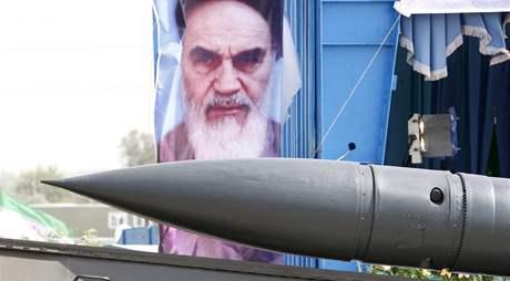 Vojenská přehlídka u příležitosti 29. výročí začátku irácko-íránské války (22. září 2009)