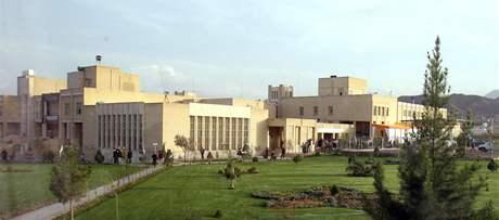 Jadern� za��zen� v Natanzu v roce 2007