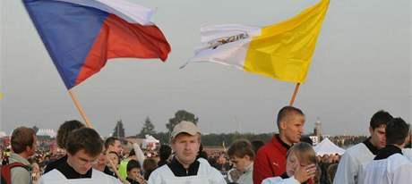 Poutníci v Brně