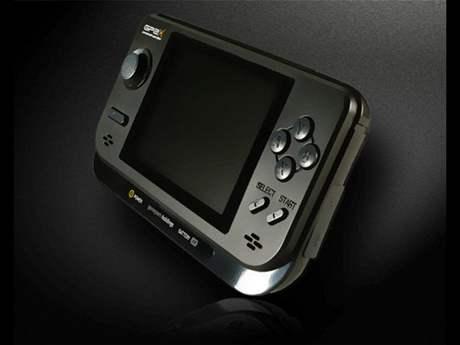 Koncepce mobilního zařízení využívající ARM a technologie nVidia Tegra