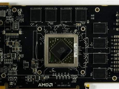 Radeon HD 5870 PCB a 40nm jádro