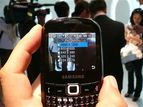 Samsung CorbyTXT