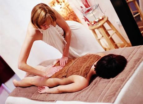 Tantrická masáž - mokré žínky