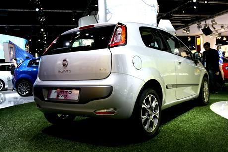 Fiat Grande Punto dostal facelift