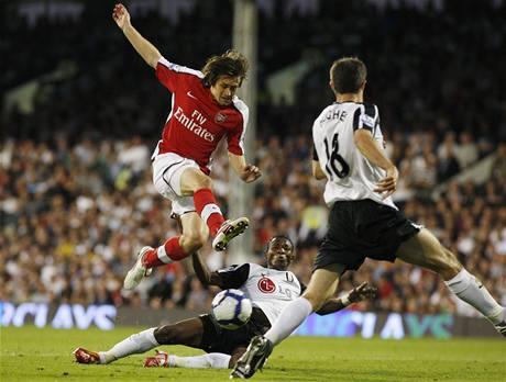 Arsenal: Tomáš Rosický