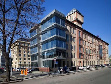 Classic 7 Business Park – I. etapa, Praha