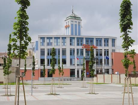 Multifunkční vzdělávací, komunitní a kulturní centrum Fabrika, Svitavy