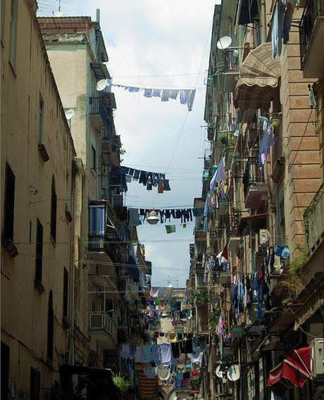 Itálie, Neapol