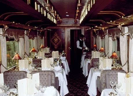 Historický Orient Express