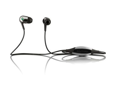 Sluchátka Sony Ericsson MH907