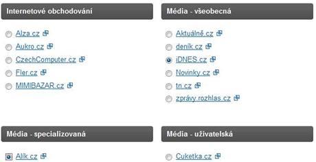 Hlasování v soutěži Křišťálová Lupa