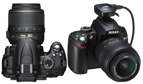Digitální zrcadlovka Nikon D5000